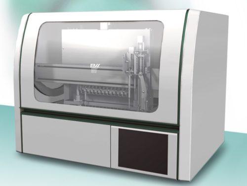 日本製全自動PCR検査機